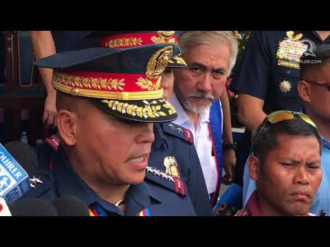 Dela Rosa says sorry to families of drug suspects killed by police