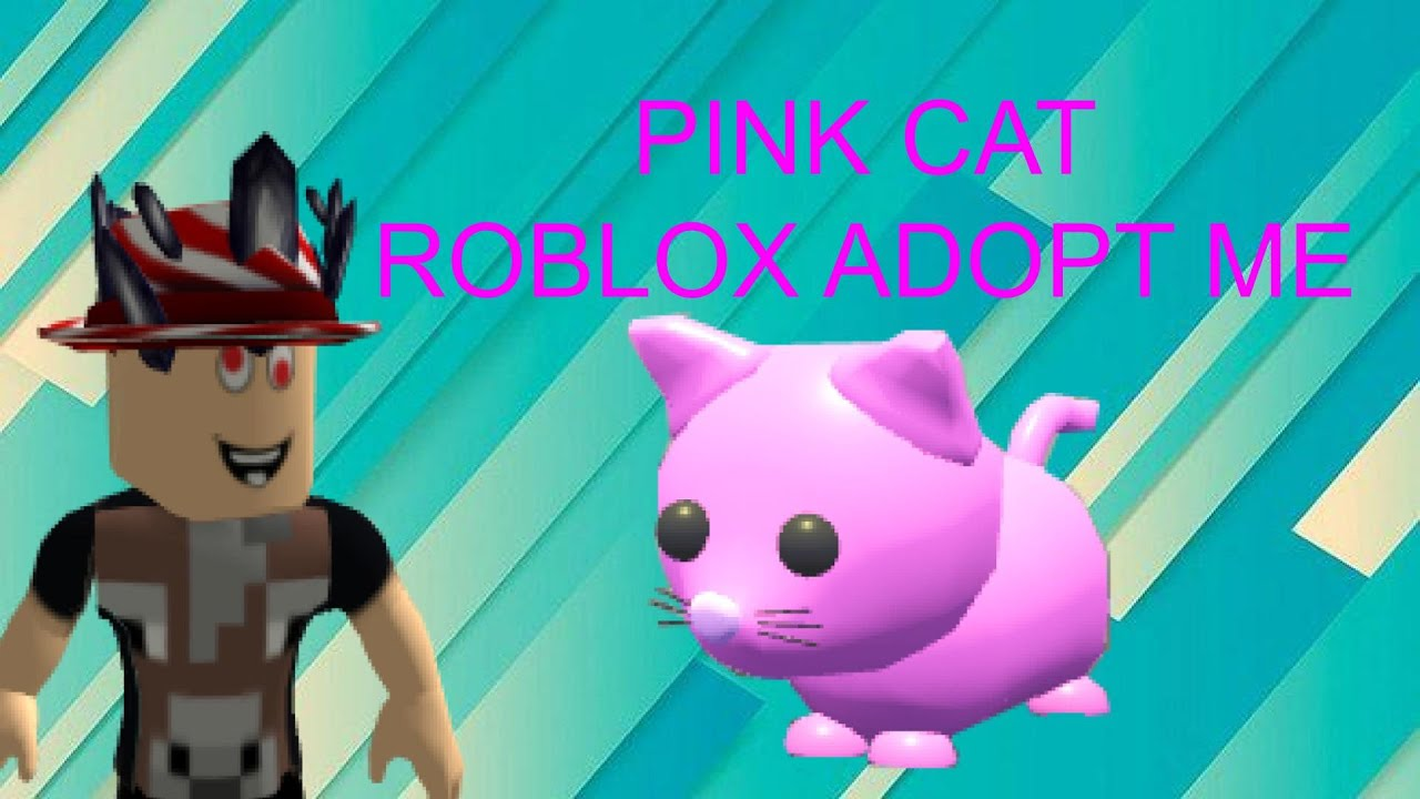 What Will People Trade For A Pink Cat In Roblox Adopt Me 2020 Youtube