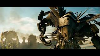 Transformers Optimus vs The Fallen and Megatron