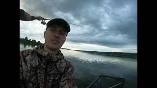 Вот это рыбалка Язи и щуки на колебалку