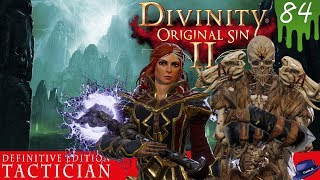 THE MYSTERIOUS LICH - Part 84 - Divinity Original Sin 2 DE - Tactician Gameplay