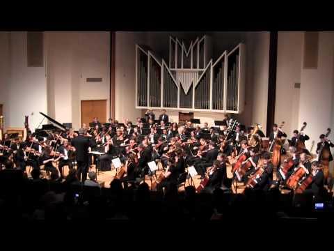 Marrowstone Music Festival 2012 Concert Orchestra (3/3)