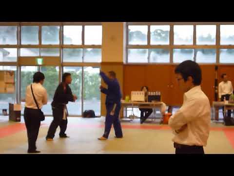 DUMAU2012 アブソ3回戦 柔術