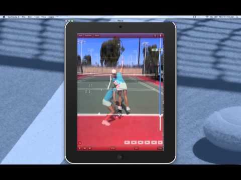 Tennis Swing Analyzer - Key Features Video