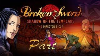 Lets Play Broken Sword 1 - Part 1 [HD] (PC/Mac Gameplay)
