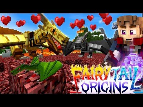 "Minecraft Fairy Tail Origins #40 ""BREEDING MY DRAGONS!"" (Minecraft Modded Roleplay) S3E40"
