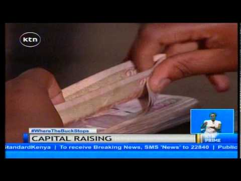 Commercial Bank of Africa is betting on raising 8 billion shilling through the stock market