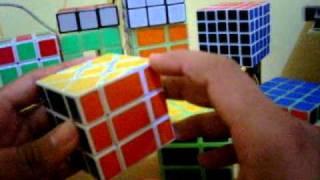 tutorial rubik square king atau fisher cube indonesia part 1 (pengenalan)