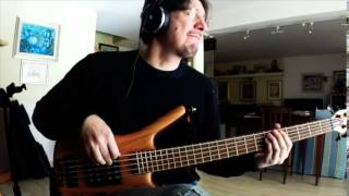 My Personal Cover Bass - Just a Feeling (Maroon 5)