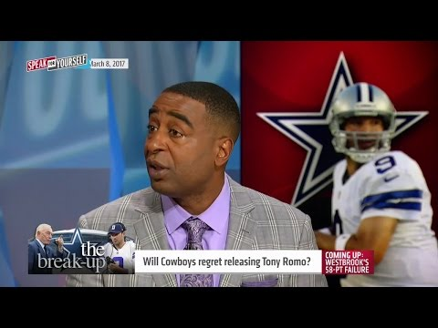 Dallas Cowboys and Jerry Jones will regret releasing Tony Romo | SPEAK FOR YOURSELF