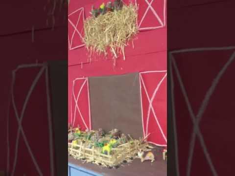 Wesley Gaines Preschoolers' 3D Farm