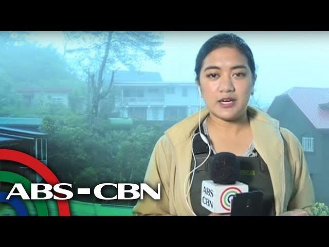 News Patrol: Sitwasyon sa Baguio City habang nananalasa si #OmpongPH