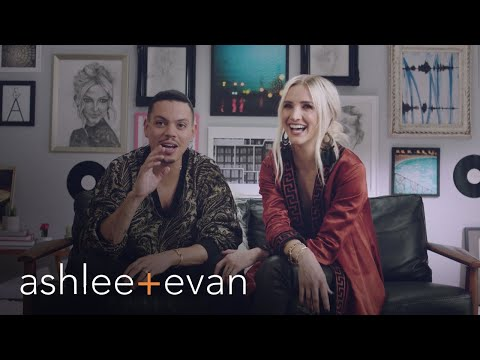 Ashlee Simpson Recalls Meeting Her Better-Half Evan Ross | Ashlee+Evan | E!