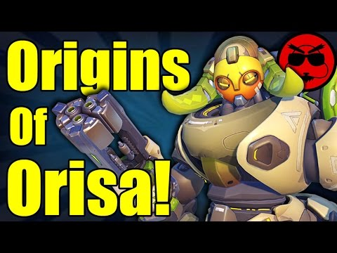 Thumbnail: OVERWATCH: Orisa's Mysterious Origins Uncovered! | Culture Shock