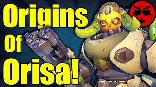 Repeat youtube video OVERWATCH: Orisa's Mysterious Origins Uncovered! | Culture Shock