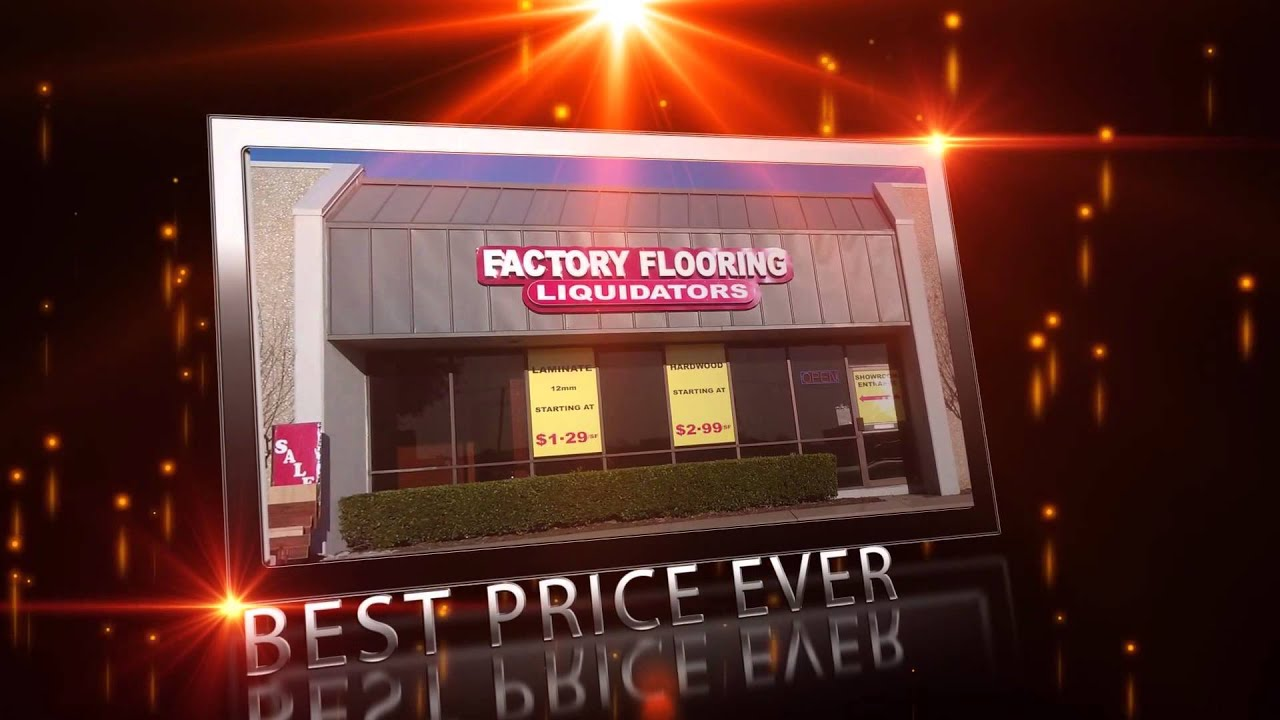 Dallas Fort Worth In Texas Out Flooring S Factory Liquidators