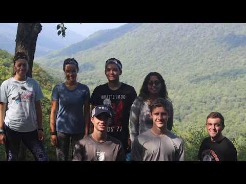 First Year Outdoor Experience at Lycoming College