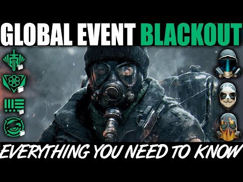 THE DIVISION 1.8.3 | THE NEXT BIG GLOBAL EVENT & EVERYTHING YOU NEED TO KNOW ON GE BLACKOUT