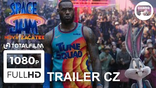 Space Jam: Nový začátek (2021) CZ dabing HD trailer