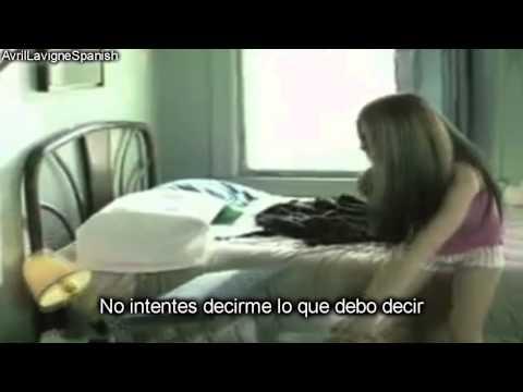 Avril Lavigne - Don´t Tell Me [Subtitulada Español]HD-VEVO