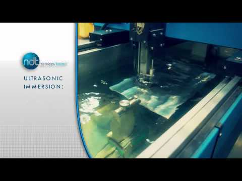 NDT Services Ltd - Ultrasonic Immersion Testing