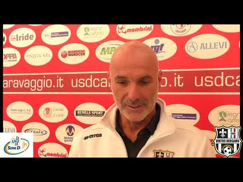 Caravaggio-Virtus Bergamo 2-1, 6° giornata d'andata Serie D Girone B 2018/2019