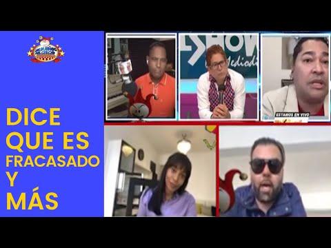 El Pacha Dice A Tony Dandrades No Lo Botan De TV Porque Es Negro, Dice Que Es Fracasado Y Más