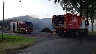 Meterkast brand in schuur - Fledders Zuidvelde