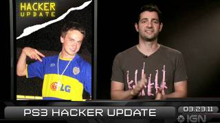 PS3 Hacker Court News & Win a 3DS! - IGN Daily Fix, 3.23.11
