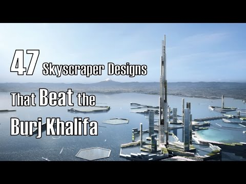 10 Tallest Skyscrapers In The World In 2020   FunnyDog.TV