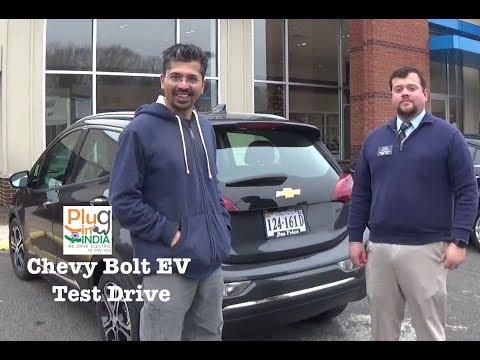 Chevrolet Bolt Ev Test Drive Youtube