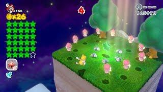 【スーパーマリオ3Dワールド】クラウン-箱「限界!ミステリーハウス」