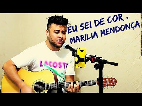 Eu sei de cor - Marília Mendonça (Raul Ribeiro Cover).