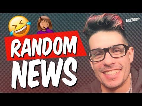RANDOM NEWS (marzo 2018) 😂 Lo menos noticioso del sector electrónico