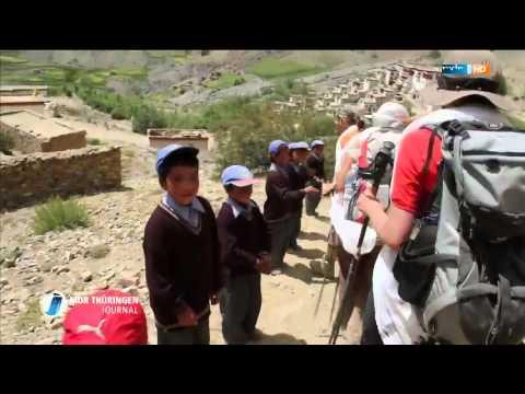 MDR THÜRINGEN JOURNAL Dentales Abenteuer im Himalaya