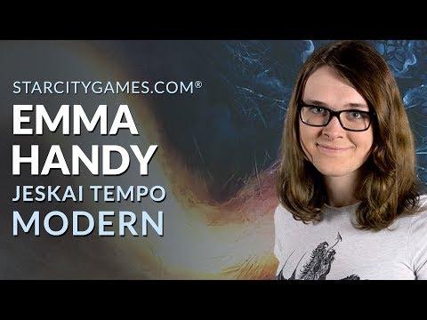 Modern: Jeskai Tempo with Emma Handy - Round 3