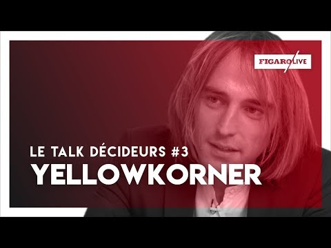 Le Talk des Décideurs #3 : YellowKorner