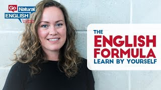 HOW TO LEARN ENGLISH FLUENTLY, EASILY & FAST BY YOURSELF 📖
