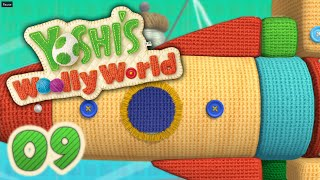 Mobile-Raketen und Wollschal-Kletterei! | #09 | Yoshi's Woolly World