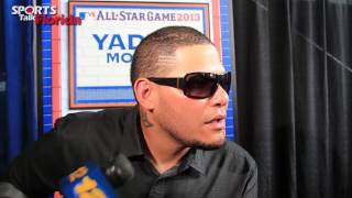 Cardinals Yadier Molina On Catching Mets Matt Harvey
