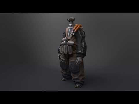 Tim Blake - 3D Digital Artist