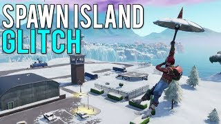 *NEW* HOW TO GET TO SPAWN ISLAND GLITCH IN FORTNITE (Season 7)