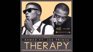 Samad- Therapy Ft. Ice Prince (OFFICIAL AUDIO 2014)