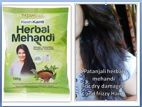 Patanjali Herbal Mehandi /How to apply for Dry Hair / Review / Stay Beautiful with Anky