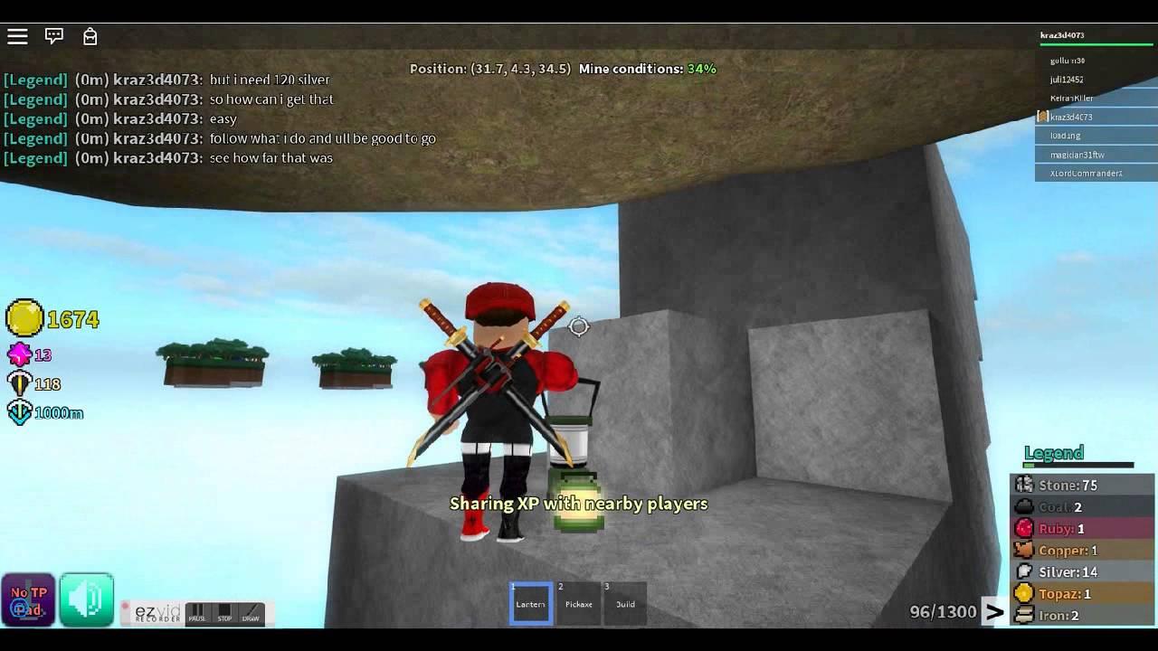 Azure Mines Roblox Secret Code Best Fastest Way How 2 Get Serendibite Azure Mines By Preview Playz