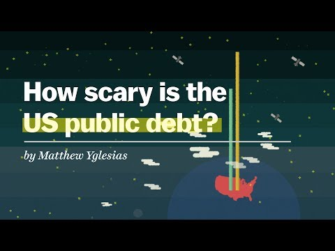 Stop freaking out about the debt
