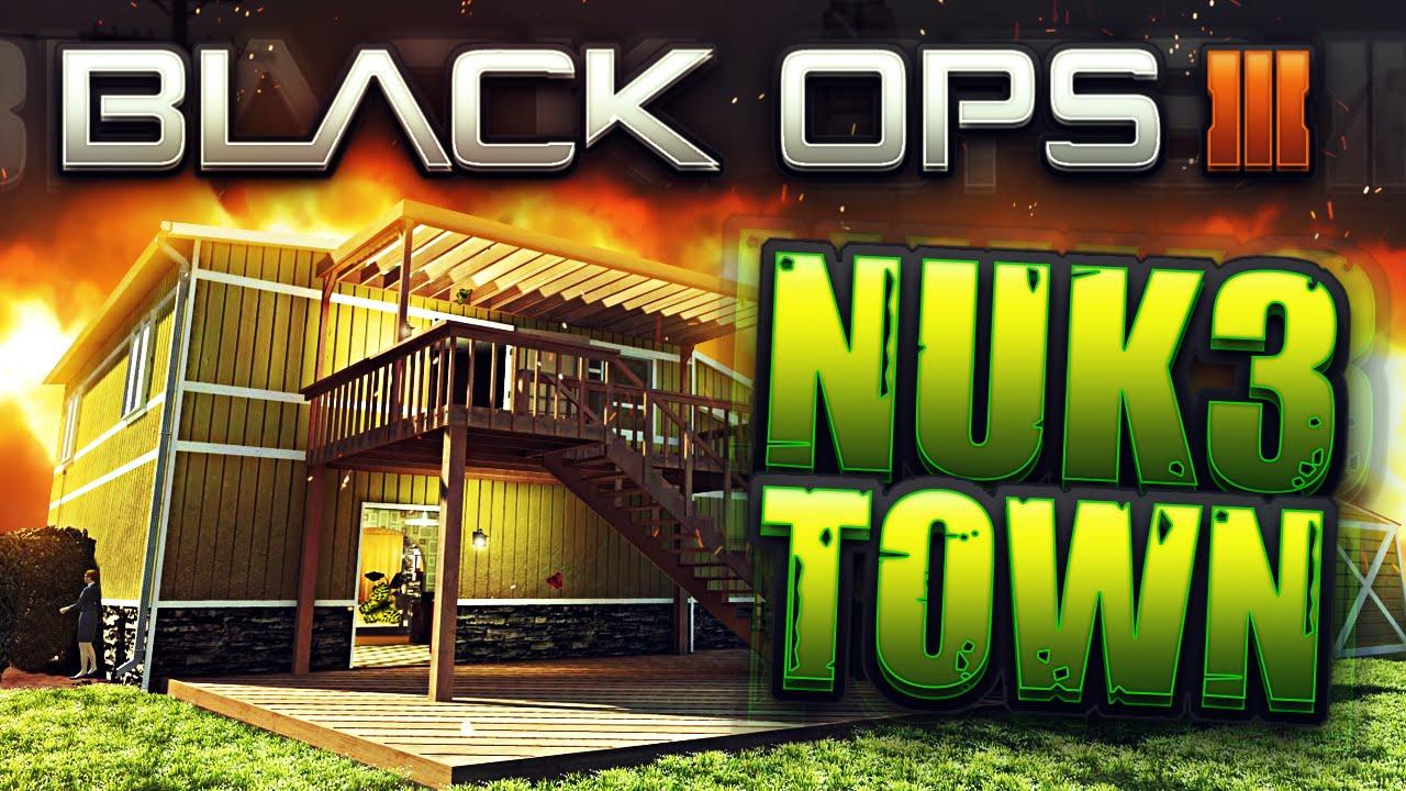 nuketown dlc black ops 3