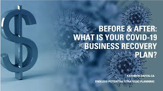 Endless Potential: Before & After - What is your Covid-19 Business Recovery Plan?