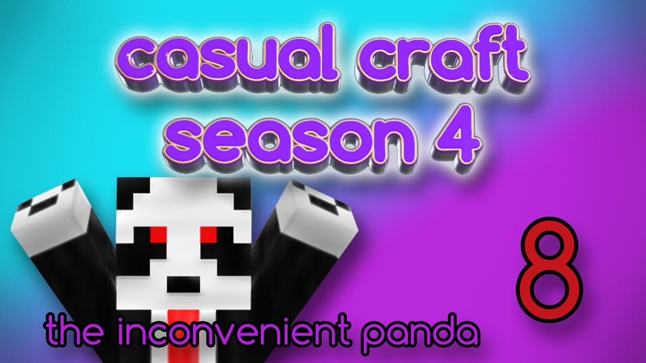 Download Casual Craft Season 4 - Ep 8 - Got Dat Lava Flowin'