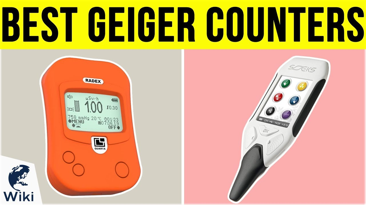 Calibrated. New USA Made Geiger Counter